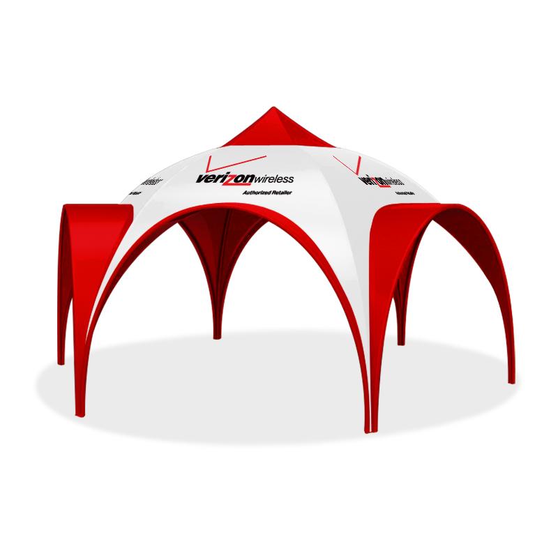 Action Tent (20 x 20 x 15 feet) (Select Color Scheme)  sc 1 st  - Above All Advertising Inc. & Above All Advertising Inc.